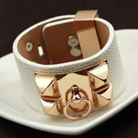 Hermes-White-Bracelets