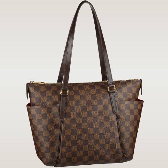 d014b58d732e Beauty On Blog – The all new Louis Vuitton Totally PM in Damier Ebene
