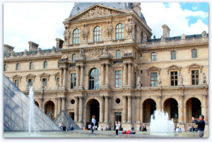 Le-Louvre-Museum